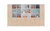 厦门板式文件柜设计制作
