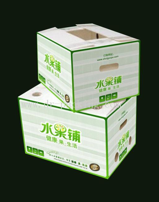 食品包装设计 食品包装盒 水果包装纸箱