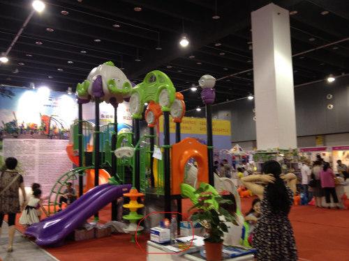 2012义乌玩具教具展