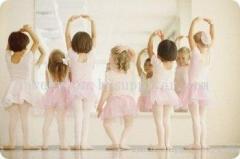 燕郊少儿芭蕾形体培训