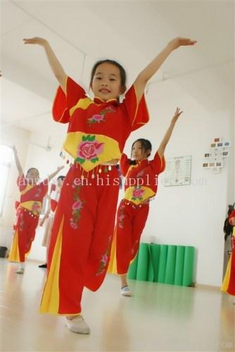 燕郊儿童民族舞培训
