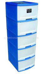 塑料储物柜