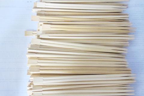 木头筷子手工制作大全图片