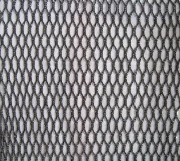 鱼网平针织法图解