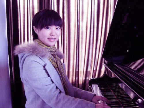 鋼琴培訓-李歡