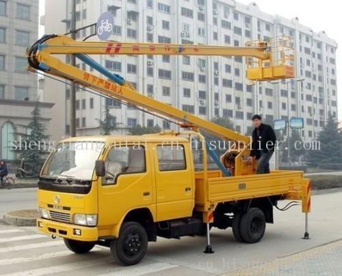 车载式升降平台-海商网,专门用途汽车产品库