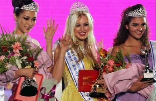 2012新丝路世界模特大赛澳