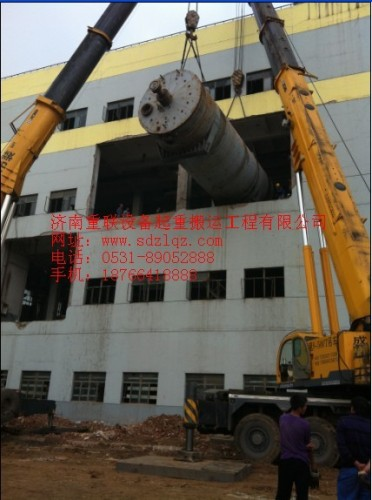 濟南專業設備搬運公司