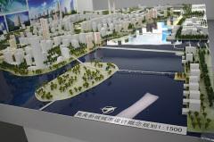 城市总体规划模型