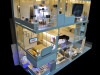 室內戶型模型