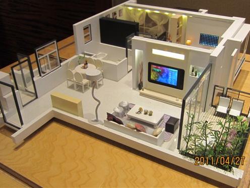 室内模型设计