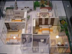 室内户型模型设计