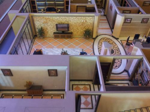 室内模型制作