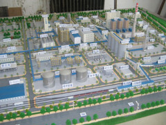 福州房地产沙盘模型