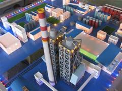 泉州房地产沙盘模型