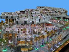 厦门商场模型制作