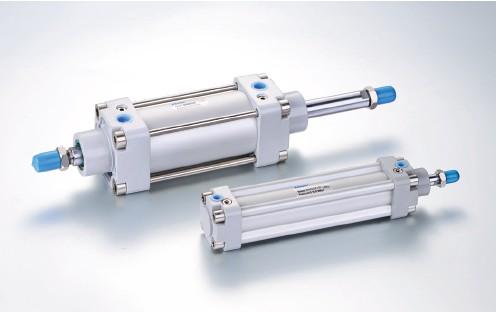 VDMA/ISO6431 DNG系列气缸
