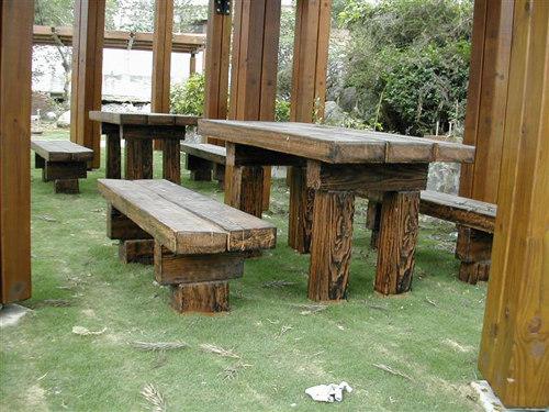 厦门仿木椅