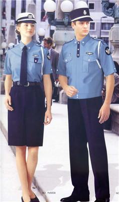 厦门保安工作服