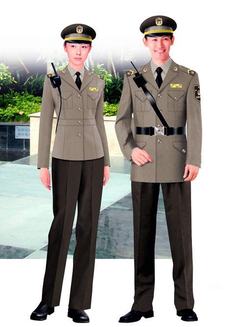 厦门保安制服