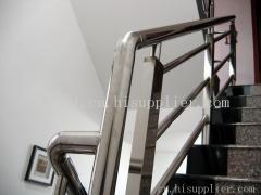 贝博主页不锈钢楼梯扶手