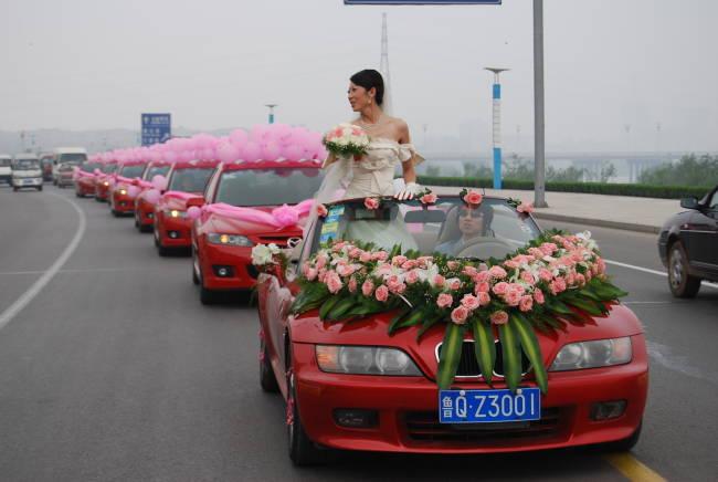 婚礼车队-安丘市婚庆车队如何加入
