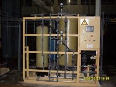 福州超純水設備