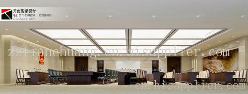 郑州会议室装饰设计公司