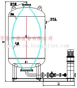 隔膜气压罐/立式气压罐厂家供应库-海商网图片