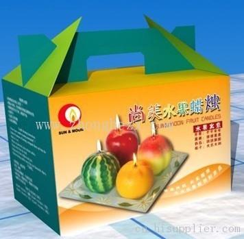 西安水果包装箱定做