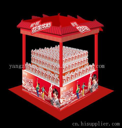 南京包柱设计,南京超市包柱,南京商场包柱,南京形象包柱,南京超市地堆图片