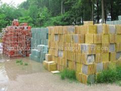 廈門彩磚塑料模