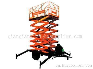 固定式液压升降货梯的用途