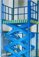 导轨式升降货梯主要用途