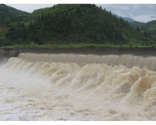 天津液压升降坝