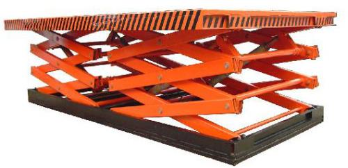 湖北剪叉式液压升降平台专业制造商