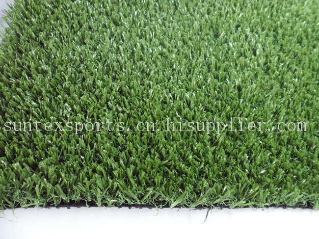 20MM  PE+PP 2色直曲混合景观用人造草皮