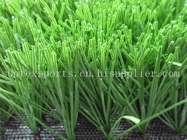 50MM PE 菱形单丝足球场用人造草坪