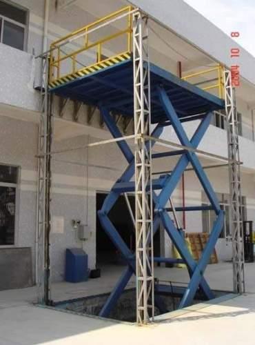 湖南导轨式液压升降平台厂家