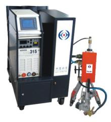 筒体内壁马鞍型管-管板焊机全自动脉冲氩弧焊机氩 ...