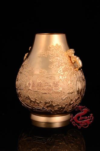 古代陶瓷手工制作图片