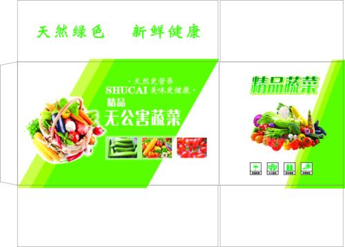 蔬菜包装箱