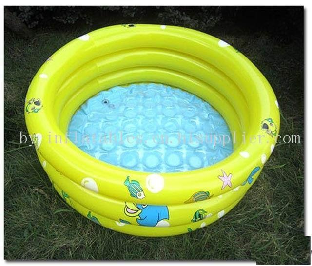 批发网儿童充气游泳池
