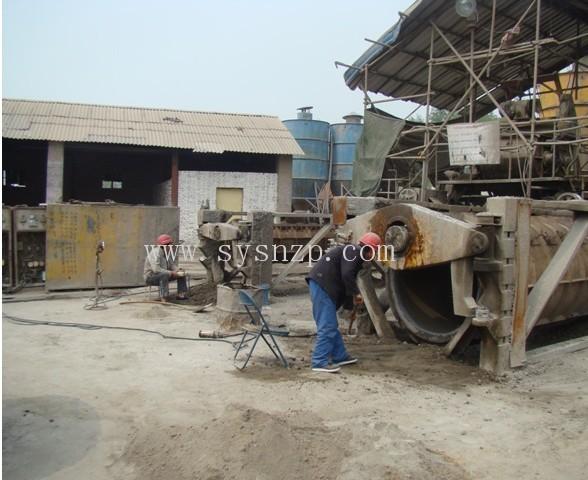 西安平口水泥制管厂