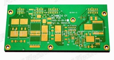 双面沉金pcb电路板|东莞市龙骐电子科技有限公司