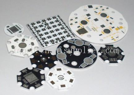 低价生产铝基灯条线路板电路板