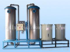 海南 全自动水处理交换器