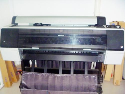 愛普生9910彩色噴墨打印機