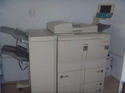 佳能105黑白數碼打印復印機,105張分鐘