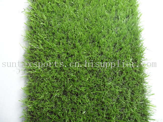20MM  2色 PE+PP景观绿化及屋顶用人造草坪